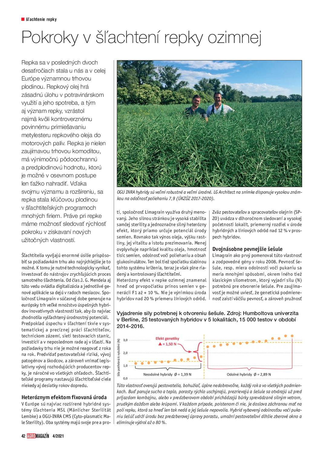 2021 SK_MM genetické výhody Limagrain_Agromagazín5